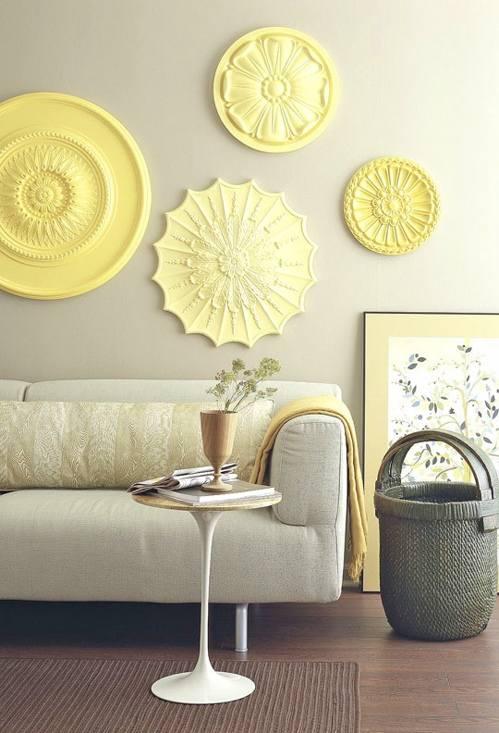 Daily Dose of Design–Creative Wall Decor | ConfettiStyle