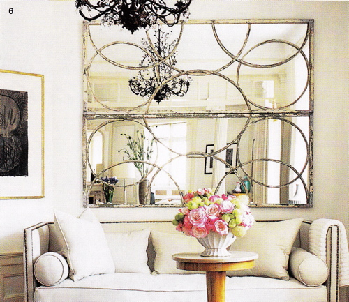 Mirrors via decorpad