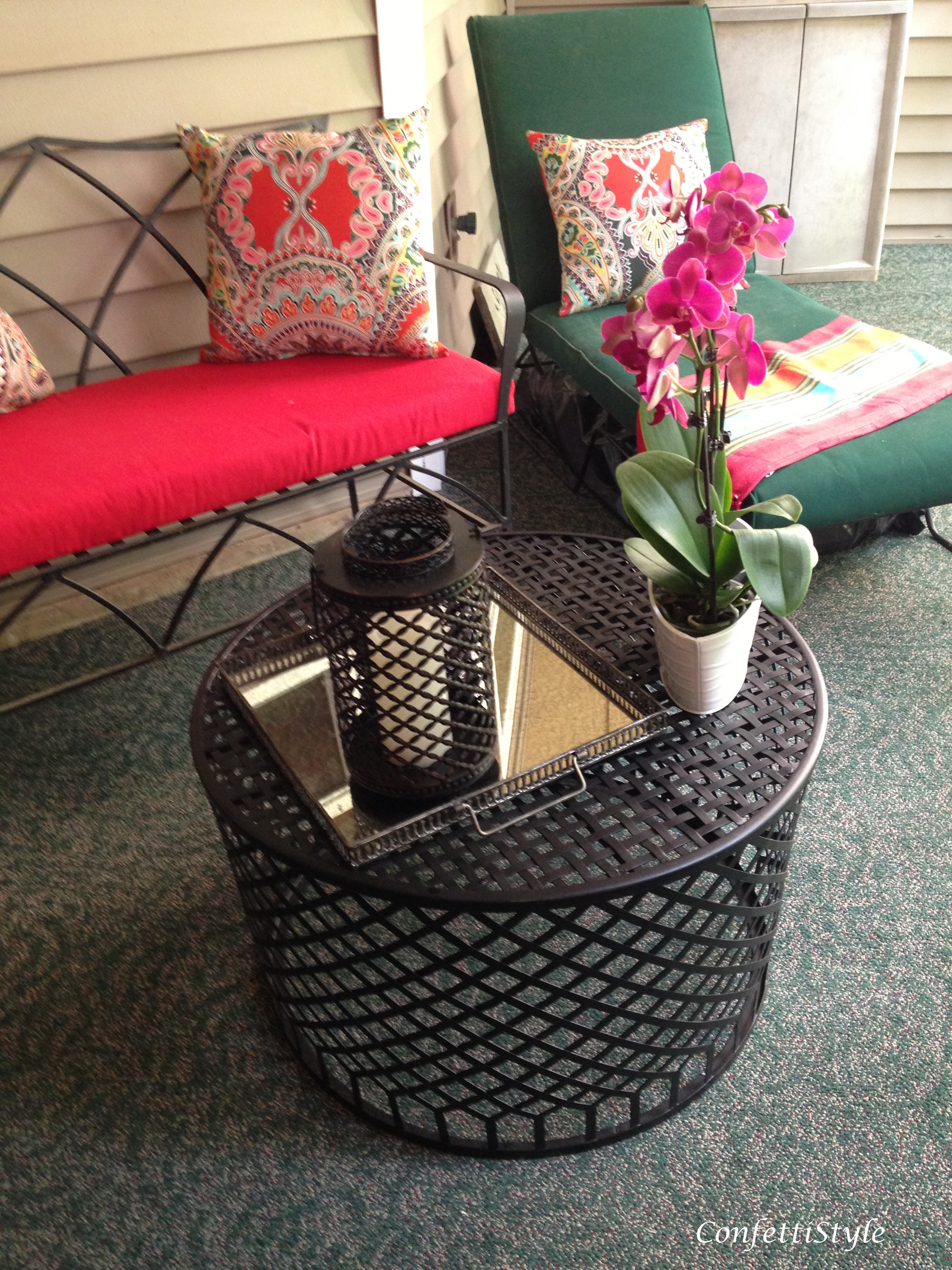 Free Outdoor Side Table Plans