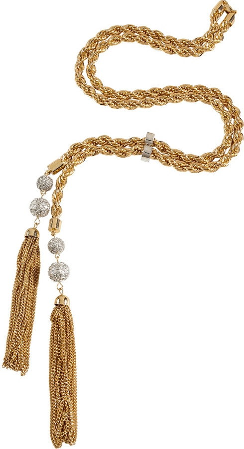 Tassel Necklace (1)