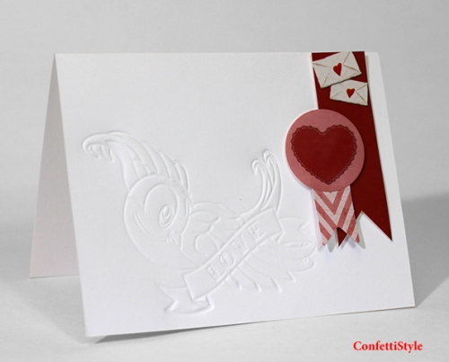 Love Card by ConfettiStyle