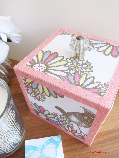 Candle Gift Box by ConfettiStyle4