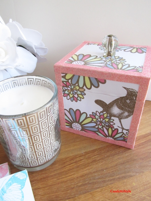 Candle Gift Box by ConfettiStyle5