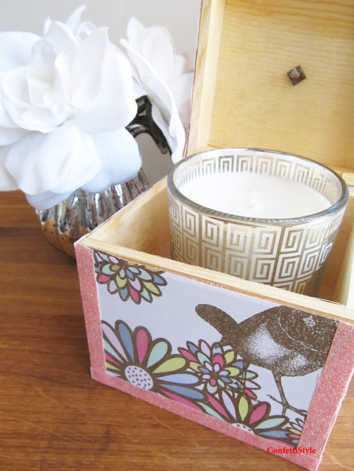 Candle Gift Box by ConfettiStyle8
