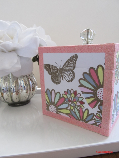Candle Gift Box by ConfettiStyle9